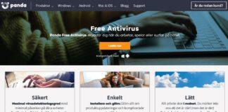 Gratis antivirus i molnet från Panda Security